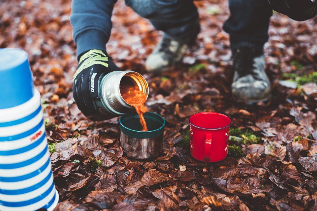 camping meals vegan