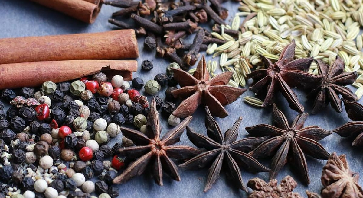 7 Healthy Spices You Should Know About