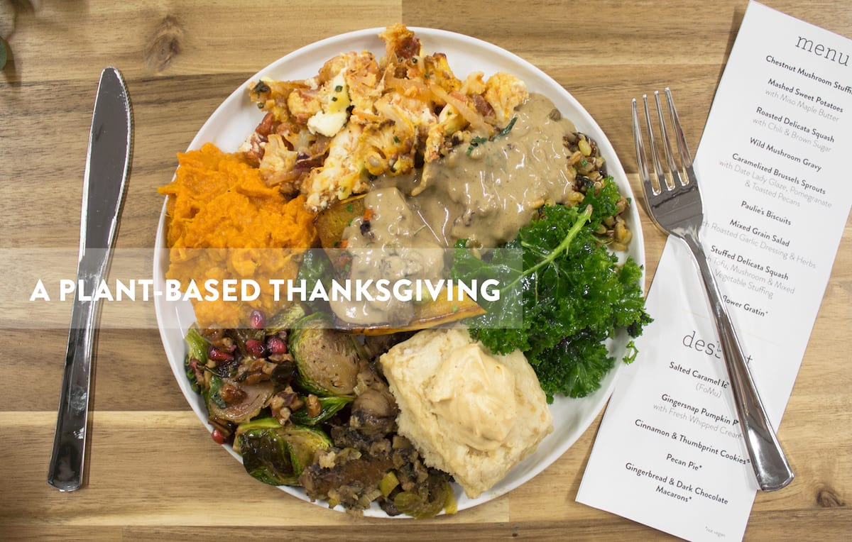 Plant-Based Thanksgiving Recipes