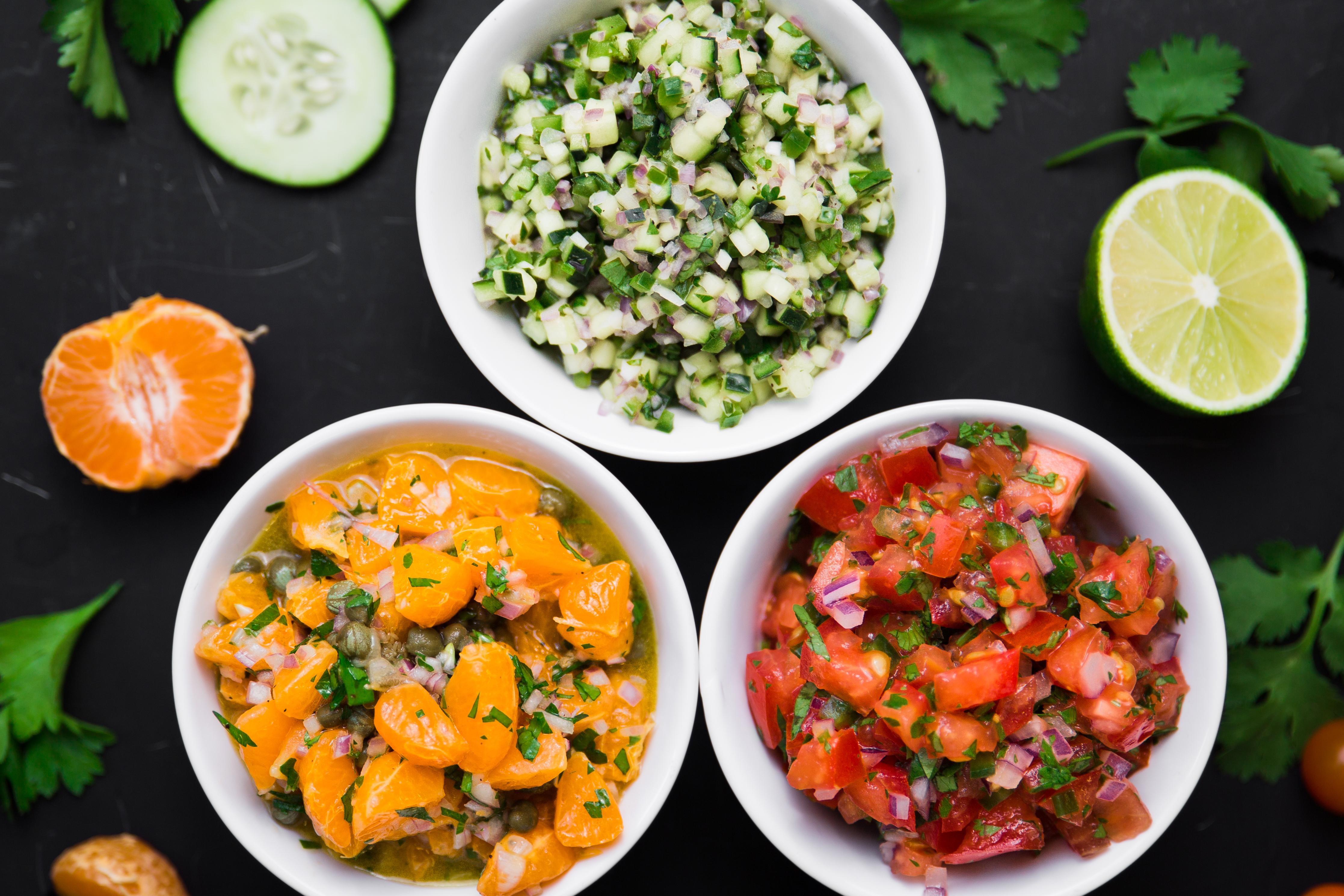 vegan salsa